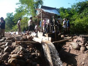 Développer des compétences au Laos