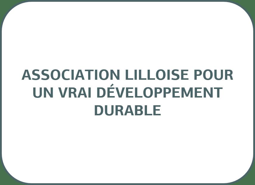 Association Lilloise Pour un Vrai Développement Durable