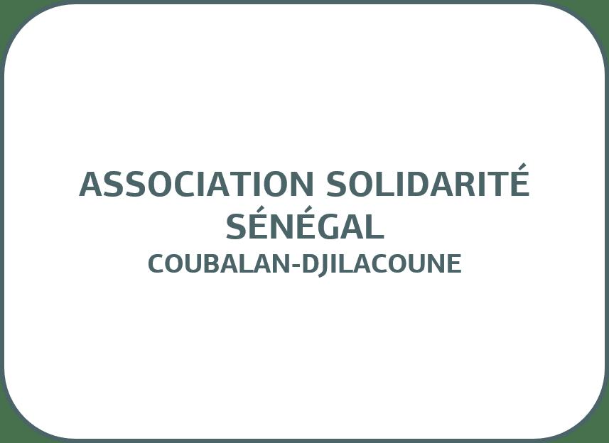 Association Solidarité Sénégal