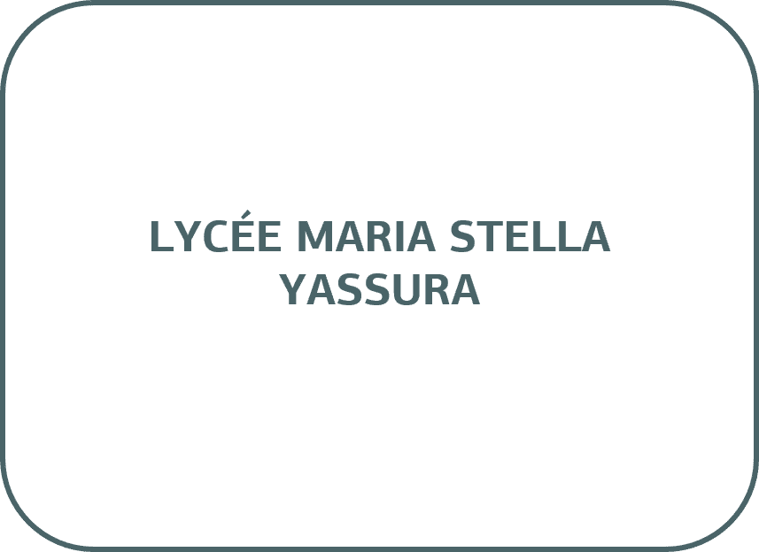 Lycée Maria stella yassura